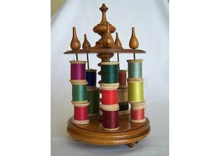 Sewing Spool Caddy Series 2 (Teardrop)